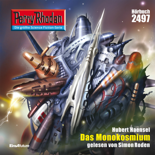 Perry Rhodan Nr. 2497: Das Monokosmium (Download)