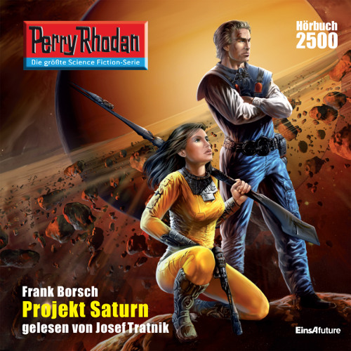 Perry Rhodan Nr. 2500: Projekt Saturn (Download)