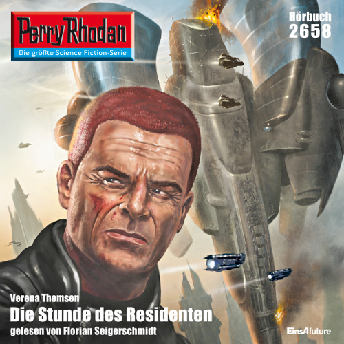 Perry Rhodan Nr. 2658: Die Stunde des Residenten (Download)