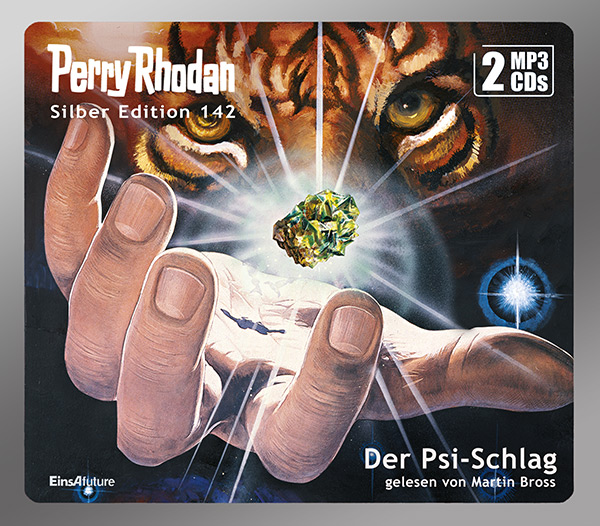 Perry Rhodan Silber Edition 142: Der Psi-Schlag (2 MP3-CDs)