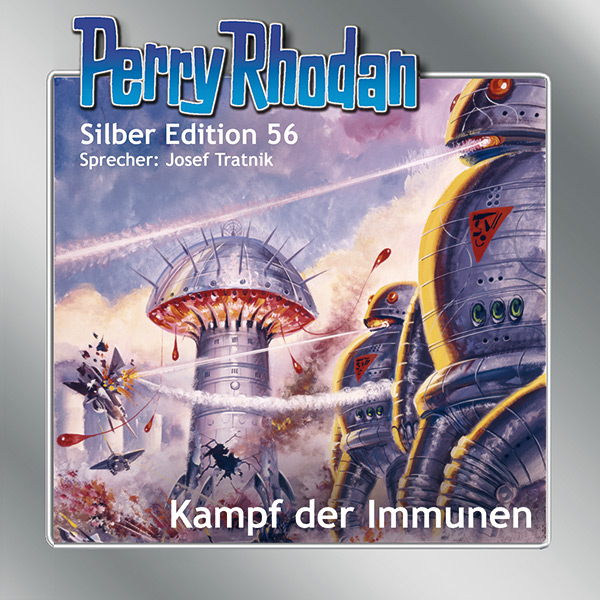 Perry Rhodan Silber Edition 56: Kampf der Immunen (Hörbuch-Download)