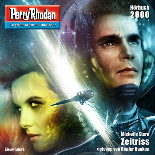 Michelle Stern - Zeitriss (Perry Rhodan 2800)