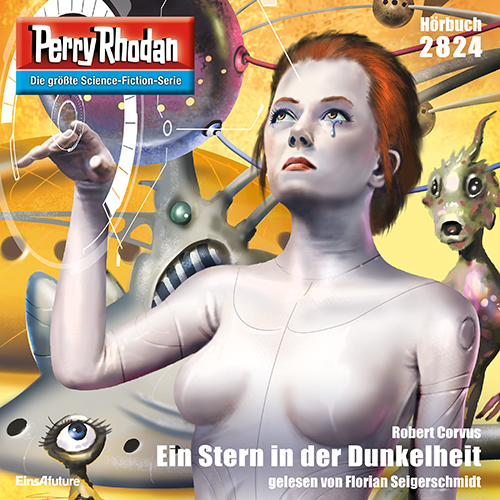 Perry Rhodan Nr. 2824: Ein Stern in der Dunkelheit (Download)
