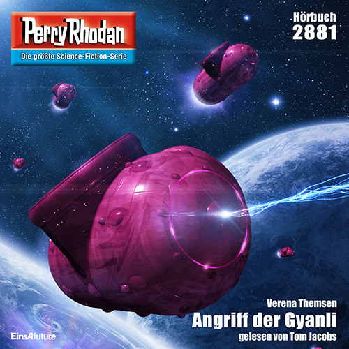 Perry Rhodan Nr. 2881: Angriff der Gyanli (Download)