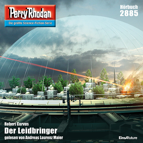 Perry Rhodan Nr. 2885: Der Leidbringer (Download)