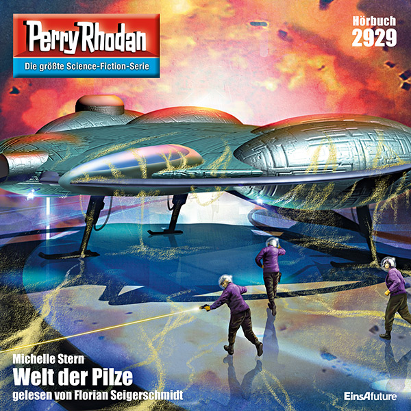 Perry Rhodan Nr. 2929: Welt der Pilze (Download)