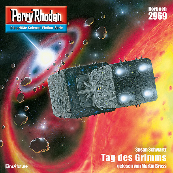 Perry Rhodan Nr. 2969: Tag des Grimms (Hörbuch-Download)
