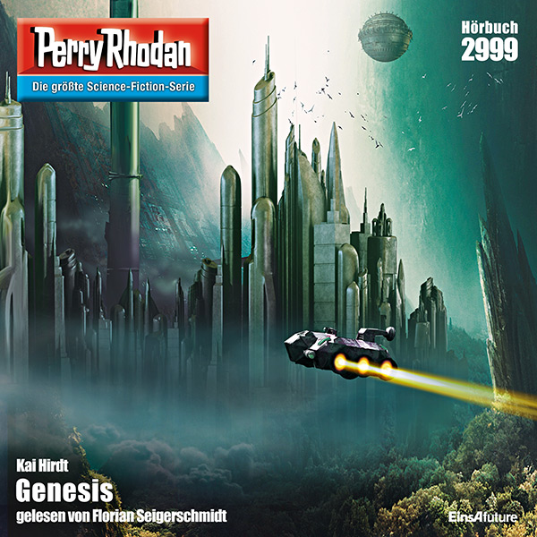 Perry Rhodan Nr. 2999: Genesis (Hörbuch-Download)