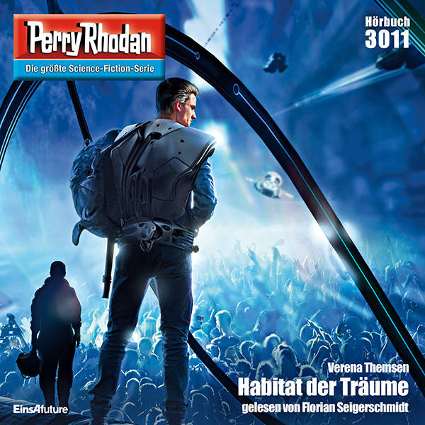 Perry Rhodan Nr. 3011: Habitat der Träume (Hörbuch-Download)