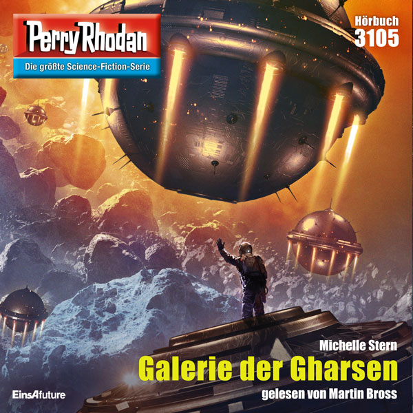Perry Rhodan Nr. 3105: Galerie der Gharsen (Hörbuch-Download)