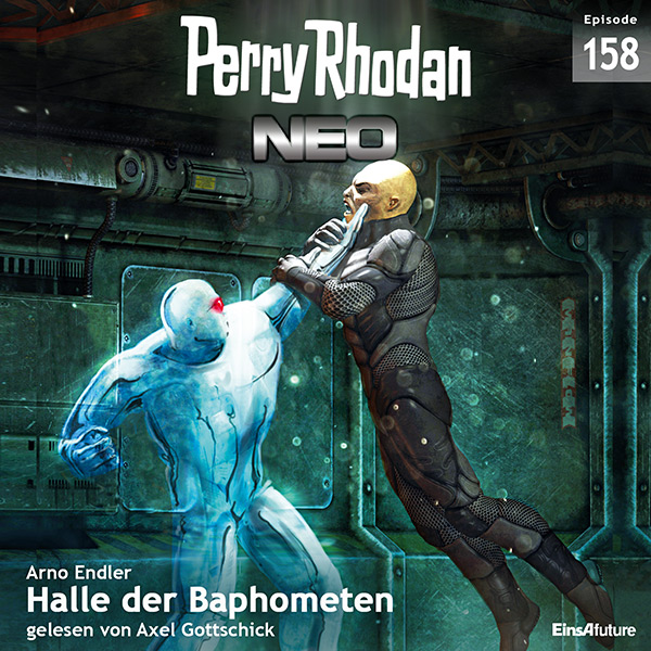 Perry Rhodan Neo Nr. 158: Halle der Baphometen (Download)