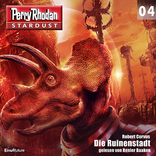 Perry Rhodan Stardust 04: Die Ruinenstadt (Download)