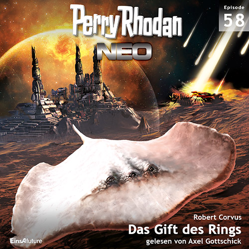 Perry Rhodan Neo Nr. 058: Das Gift des Rings (Download)