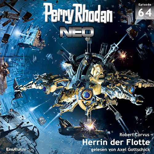Perry Rhodan Neo Nr. 064: Herrin der Flotte (Download)