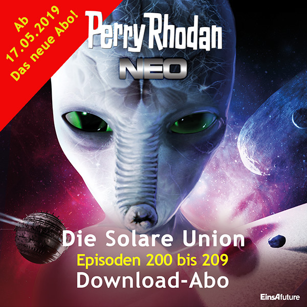 Perry Rhodan Neo 200-209 (Download-Abo)