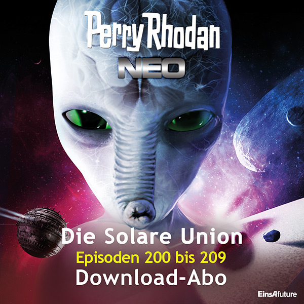 Perry Rhodan Neo 200-209 (Download-Paket)