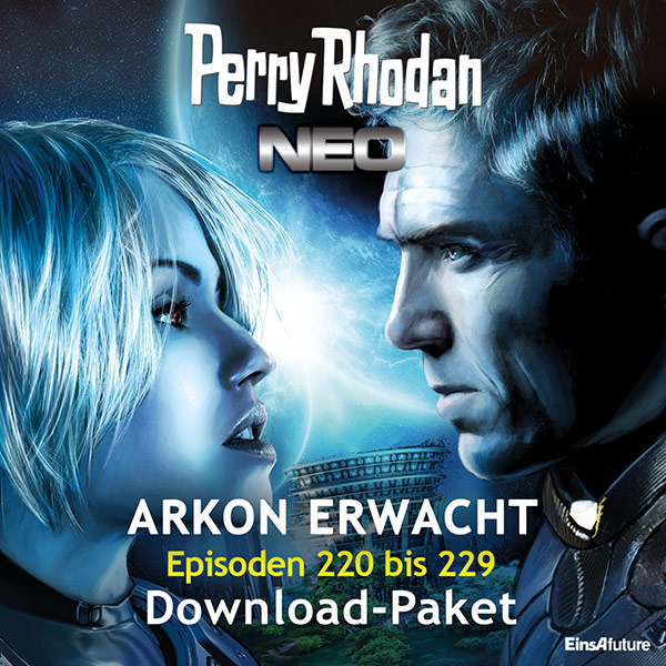 Perry Rhodan Neo 220-229 (Download-Paket)