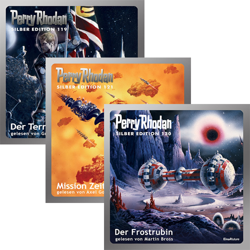 Perry Rhodan Silber Edition Download-Abo ab Nr. 119