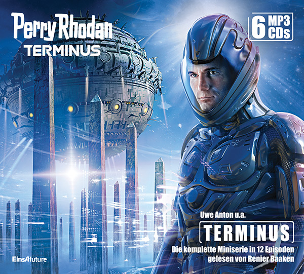 Perry Rhodan Terminus: Die komplette Miniserie (6 MP3-CDs) + Download