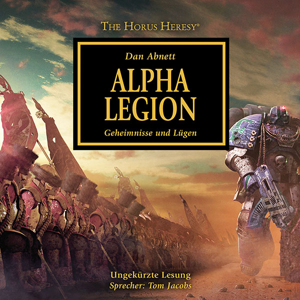 The Horus Heresy 07: Alpha Legion (Hörbuch-Download)