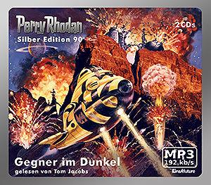 Perry Rhodan - Gegner im Dunkel (Silber Edition 90)