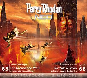 Perry Rhodan NEO - Die brennende Welt / Novaals Mission (Folgen 65+66)