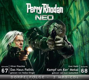 Perry Rhodan NEO - Das Haus Pathis / Kampf um Ker'Mekal (Folgen 67+68)