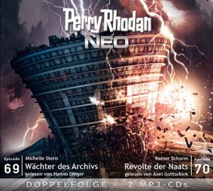 Perry Rhodan NEO - Wächter des Archivs / Revolte der Naats (Folgen 69+70)