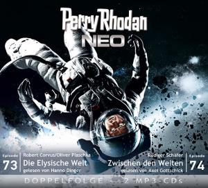 Perry Rhodan NEO - Die Elysische Welt / Zwischen den Welten (Folgen 73+74)
