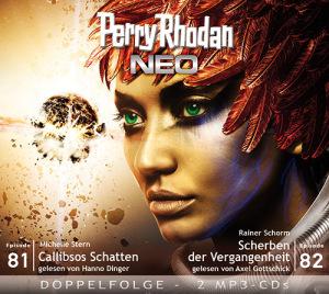 Perry Rhodan NEO - Callibsos Schatten / Scherben der Vergangenheit (Folgen 81+82)