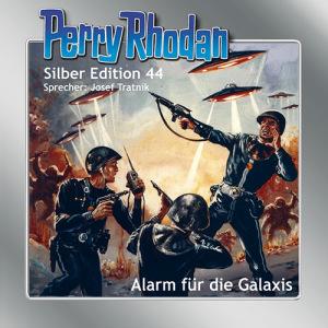 Perry Rhodan - Alarm für die Galaxis (Silber Edition 44)