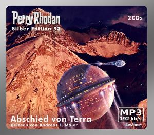 Perry Rhodan - Abschied von Terra (Silber Edition 93)