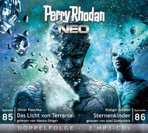 Perry Rhodan NEO - Das Licht von Terrania / Sternenkinder (Folgen 85+86)