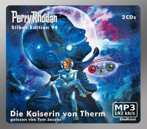Perry Rhodan - Die Kaiserin von Therm (Silber Edition 94)