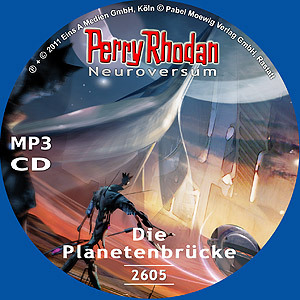 Perry Rhodan MP3 CD
