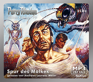 Perry Rhodan Silber Edition (MP3-CDs)