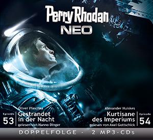 Perry Rhodan NEO - Gestrandet in der Nacht / Kurtisane des Imperiums (Folgen 53+54)