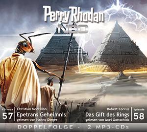 Perry Rhodan NEO - Epetrans Geheimnis / Das Gift des Rings (Folgen 57+58)