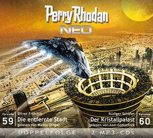 Perry Rhodan NEO - Die entfernte Stadt / Der Kristallpalast (Folgen 59+60)