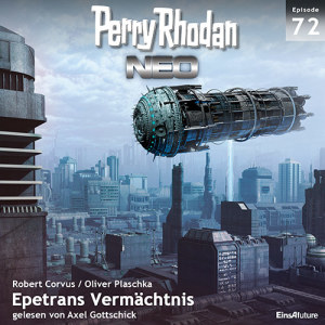 Perry Rhodan Neo Nr. 072: Epetrans Vermächtnis (Download)