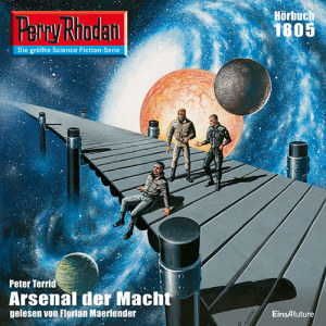 Perry Rhodan Nr. 1805: Arsenal der Macht (Download)