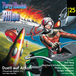 Atlan Traversan-Zyklus 11: Duell auf Arkon (Download)