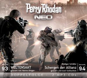 Perry Rhodan NEO -  WELTENSAAT / Schergen der Allianz (Folgen 93+94)
