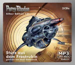 Perry Rhodan - Sturz aus dem Frostrubin (Silber Edition 131)