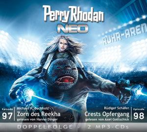 Perry Rhodan NEO -  Zorn des Reekha / Crests Opfergang (Folgen 97+98)