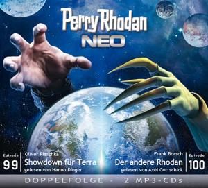 Perry Rhodan NEO -  Showdown für Terra / Der andere Rhodan (Folgen 99+100)
