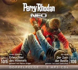 Perry Rhodan NEO -  Erleuchter des Himmels / Der Zorn der Bestie (Folgen 105+106)