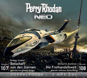 Perry Rhodan NEO -  Botschaft von den Sternen / Die Freihandelswelt (Folgen 107+108)