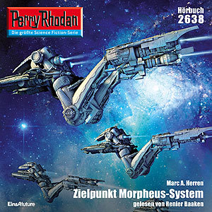 Perry Rhodan Nr. 2638: Zielpunkt Morpheus-System (Download)