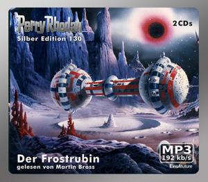 Perry Rhodan - Der Frostrubin (Silber Edition 130)